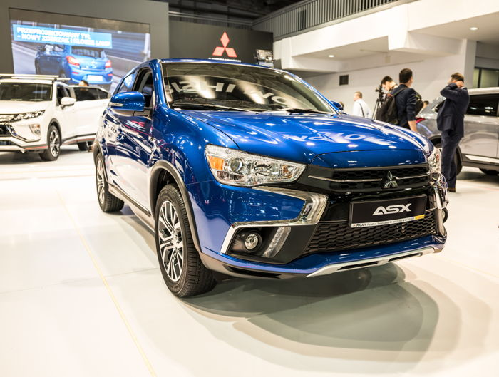 MITSUBISHI ASX 2018 BLUE EDITION