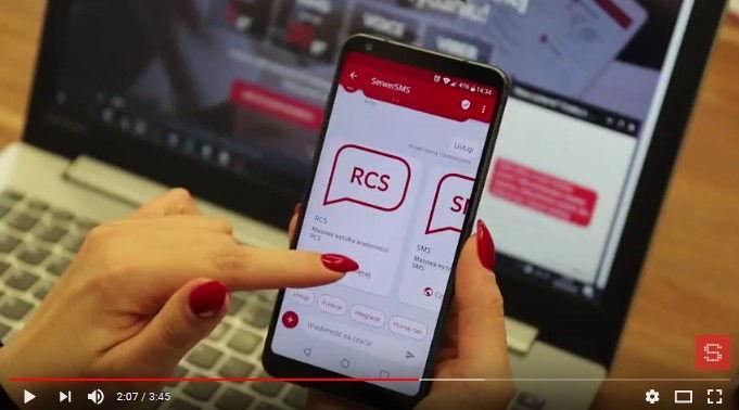 Polska firma wraz z Google testuje RCS czyli SMS-a 2.0