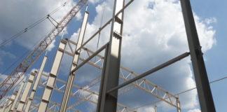 Etapy budowy hali stalowej
