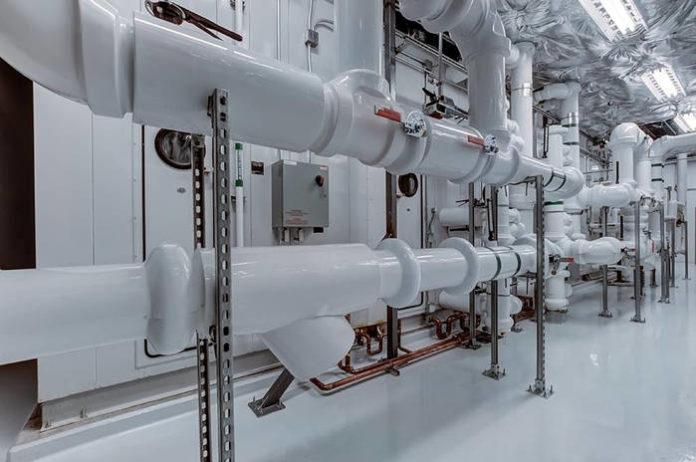 Rury kwasoodporne i inne elementy armatury przemysłowej