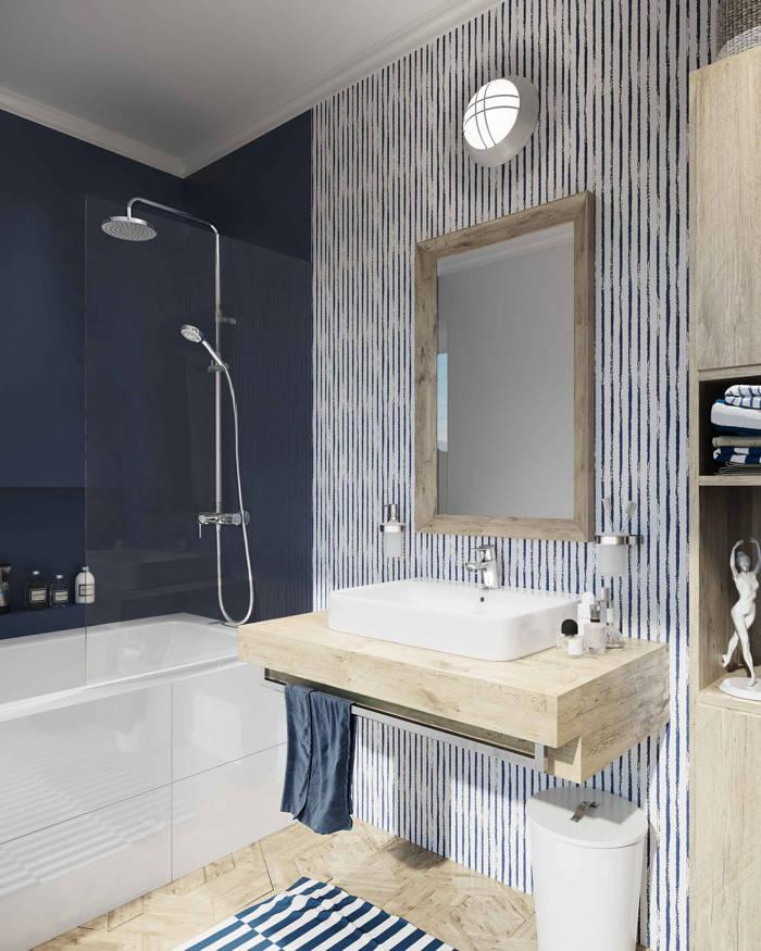 Modna łazienka Trendy 2019 Modulartechpl